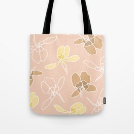 Yellow Ginger  Tote Bag