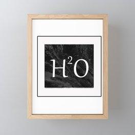 Elementals: H2O Framed Mini Art Print