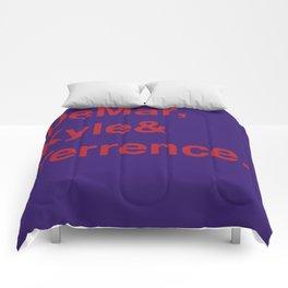 Toronto Raptors Comforters