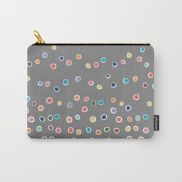 ALWAYS BUBBLES Carry-All Pouch