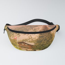 Mountain's Beauty And Nature's Magic Fanny Pack