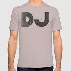 DJ Mens Fitted Tee Cinder X-LARGE