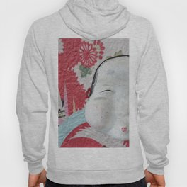 Smile Your Way Through (Japanese Goddess of Mirth) Hoody