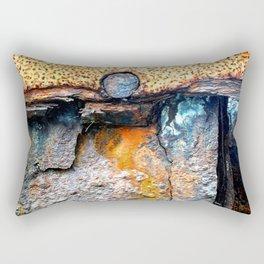 meEtIng wiTh IrOn no20 Rectangular Pillow