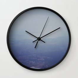 A Change in Perspective Wall Clock
