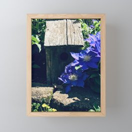 Wrapped in Color Framed Mini Art Print