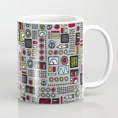 Robot Controls Mug