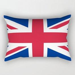 United Kingdom: Union Jack Flag Rectangular Pillow