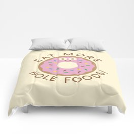 Do's and Donuts Comforters
