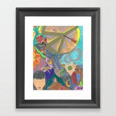 Day Dream 1 Framed Art Print