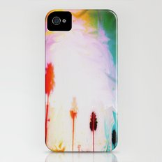 Palm Trees silhouette Slim Case iPhone (4, 4s)