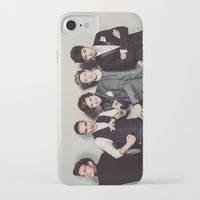 one direction iPhone & iPod Cases featuring One Direction by Diana T