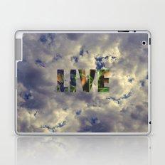 Live! Laptop & iPad Skin