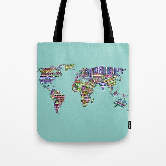 Overdose World Tote Bag