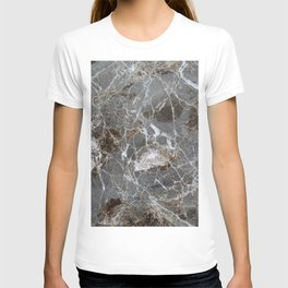 Marble Stone Vintage Marble lover Gift T-shirt