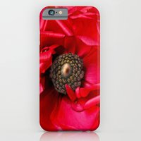 Red Passion Slim Case iPhone 6s