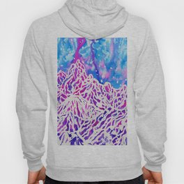 Snowy mountains Hoody