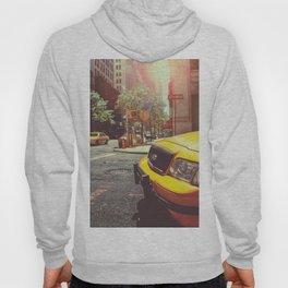 NYC Taxi Cab Hoody