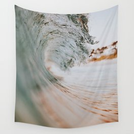 summer waves xiii Wall Tapestry