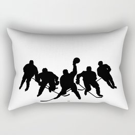 #TheJumpmanSeries, The Mighty Ducks Rectangular Pillow