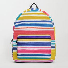 Sunny Day Stripes Backpack