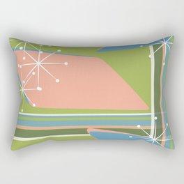 Vintage Retro 03 Rectangular Pillow