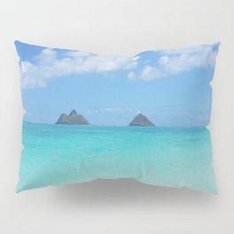 Lanikai Beach Pillow Sham