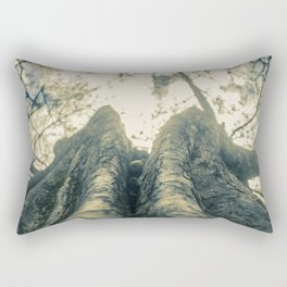 Up in the Trees Rectangular Pillow