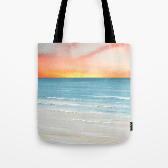 View From The Villa Tote Bag