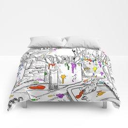 Artist - Künstler Comforters