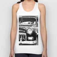 grand theft auto Tank Tops featuring Black Auto by Regan's World