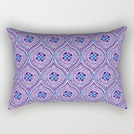 Purple Pop Rectangular Pillow