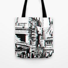 City That Inspires Tote Bag