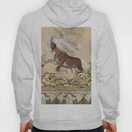 Wonderful wild horse Hoody