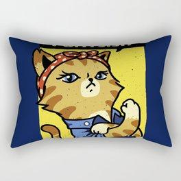 Purrsist Rectangular Pillow