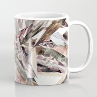 house Mugs featuring Arnsdorf SS11 Crystal Pattern by RoAndCo