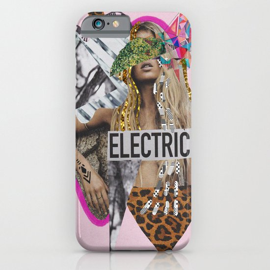 ELECTRIC FANTA-SIA  iPhone & iPod Case