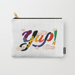 yup! Carry-All Pouch