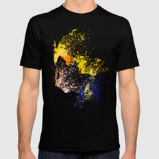 The Prince Black LARGE Mens Fitted Tee