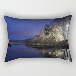 By night Rectangular Pillow
