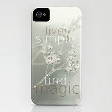 Magic Slim Case iPhone (4, 4s)
