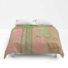 Carnival Rides Comforters