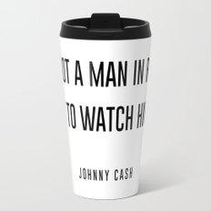 I shot a man in reno Travel Mug