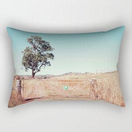 Outback Gate Rectangular Pillow