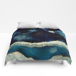Indigo Sky Comforters