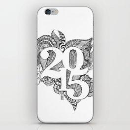 2015 iPhone Skin