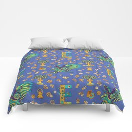 Eagle, cool wall art for kids and adults alike Comforters