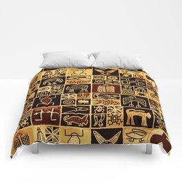 Desert Animals Comforters