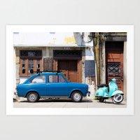 Porto 4 Art Print