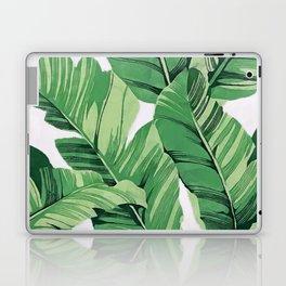 Tropical banana leaves V Laptop & iPad Skin